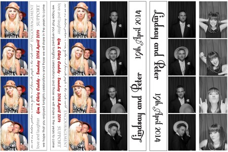 wedding photo booth hire west end