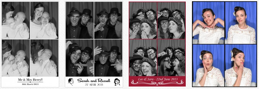 uk photo booths
