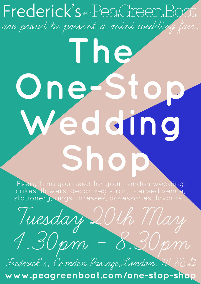 The One Stop Wedding Shop